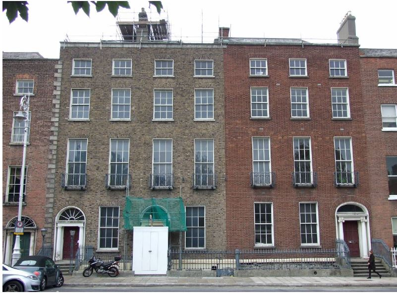 Merrion Square exterior